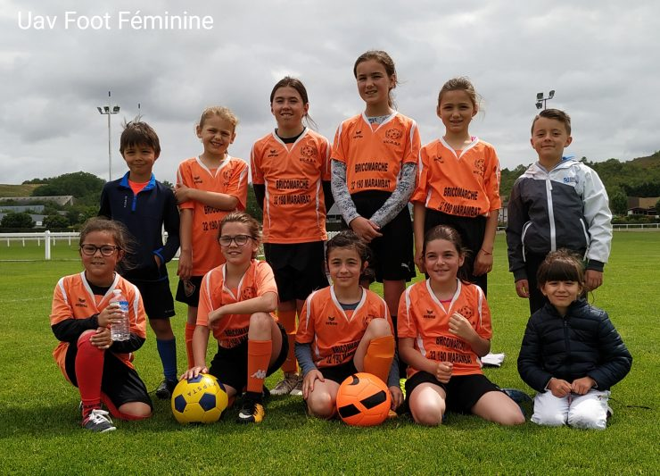 uavfoot vic-fezensac foot filles
